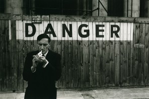 William Burroughs, Brion Gysin, and the Beat Hotel
