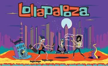 CHICAGO: ฉลองครบรอบ 10 ปีเทศกาลดนตรี Lollapalooza