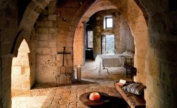 MATERA (ITALY): โรงแรมหรูในถ้ำร้างของเมืองโบราณ