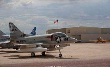 สุสาน เครื่องบิน กลางทะเลทราย Pima Air & Space Museum | PEOPLE'S JOURNAL