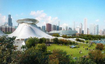 CHICAGO: ภาพแรกของ Lucas Museum Of Narrative Art พิพิธภัณฑ์หมื่นล้านของเจ้าพ่อ Star Wars