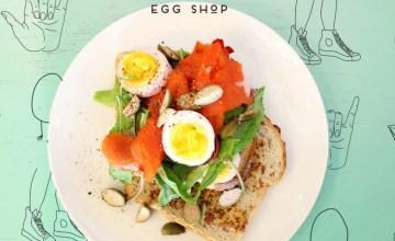 "NEW YORK: Egg Shop ร้าน อาหารเช้า สุดฮิปสำหรับคนรัก ""ไข่"""