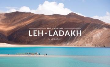 สู่ดินแดนทิเบตน้อย Leh Ladakh