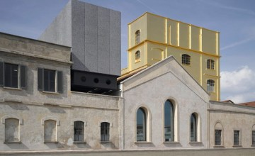 MILAN: Fondazione Prada สถาบันศิลปะแห่งใหม่ของ Prada ที่มีบาร์ออกแบบโดย Wes Anderson