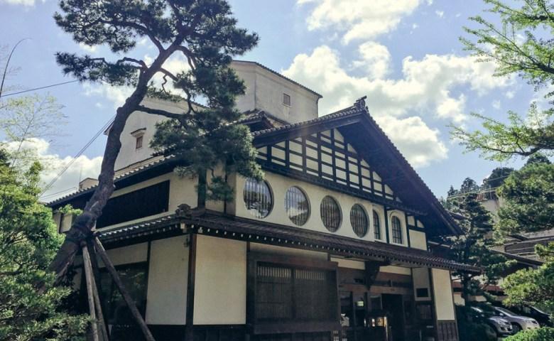 KOMATSU: ย้อนเวลาพาเที่ยว Hōshi Ryokan โรงแรมอายุ 1,297 ปี