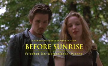 Vienna: ตามรอย Before Sunrise สู่สุสานไร้ญาติริมแม่น้ำดานูบ  | I SAW THIS PLACE ONCE OR TWICE IN A FILM