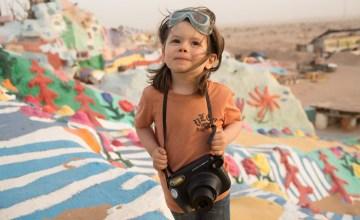 Hawkeye Huey หนูน้อยช่างภาพอายุ 5 ขวบ ที่มีผู้ตามบนอินสตาแกรมกว่า 143,000 คน