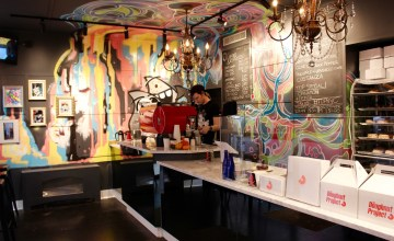 NEW YORK : EVERYTHING DOUGHNUT นวัตกรรมขนมหวานยอดฮิตชิ้นใหม่ของ The Doughnut Project