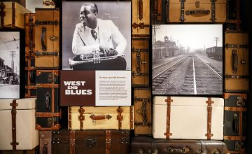 ST. LOUIS: ย้อนสู่ต้นกำเนิด 'ดนตรีบลูส์' ที่ National Blues Museum พิพิธภัณฑ์ดนตรีแห่งใหม่ของอเมริกา