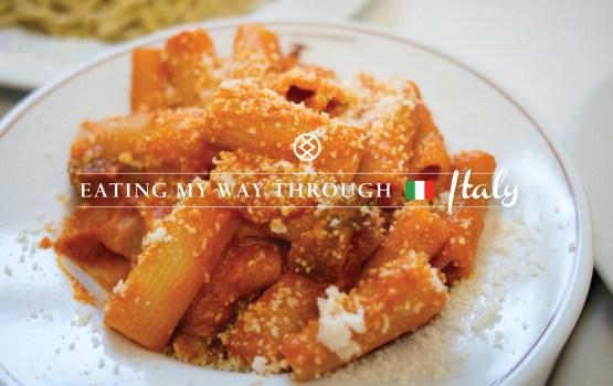 อิตาเลี่ยนศึกษา มารู้จัก Pizza กับ Pasta กันก่อนเที่ยว
