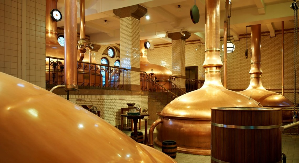 Heineken Experience ตามรอยตำนานเบียร์เก่าแก่แห่งอัมสเตอร์ดัม