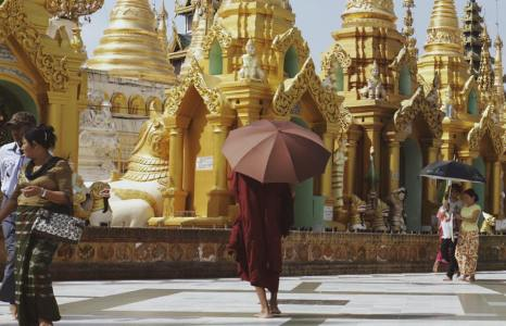 Myanmar in mid summer ท่องพม่าลำพังกลางฤดูร้อน