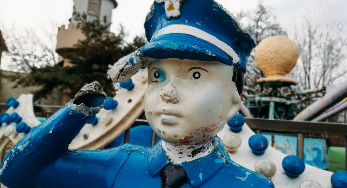 'Because Everland is too mainstream' เที่ยวสวนสนุกร้างในกรุงโซล Yongma Land