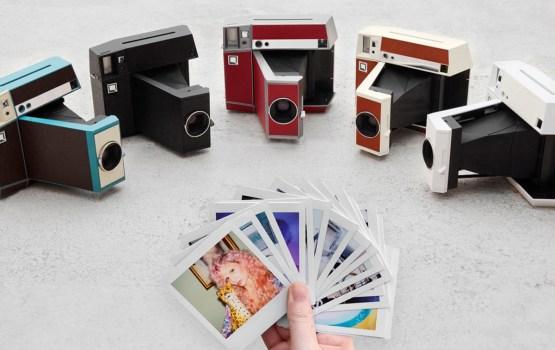 Lomo'Instant Square กล้องอินสแตนท์อนาล็อกตัวแรกของโลกที่ใช้ฟิล์มสแควร์ได้