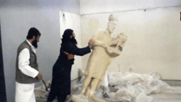 destructions irak