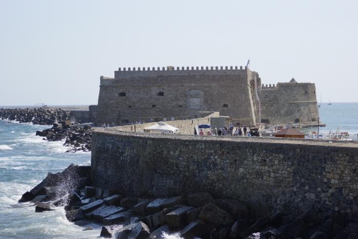 Héraklion forteresse vénitienne