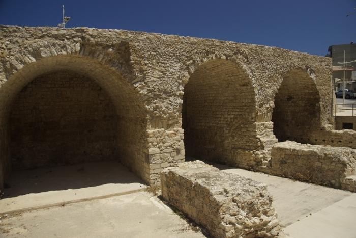 Héraklion ruines