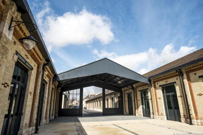 Manufacture des alumettes, Aubervilliers - © Arthur Laforge - Production Studio 13 Paris