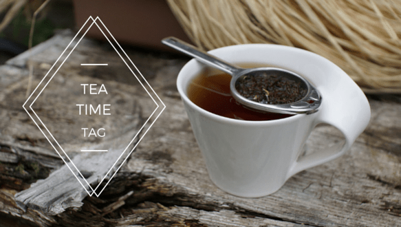 Tea Time Tag