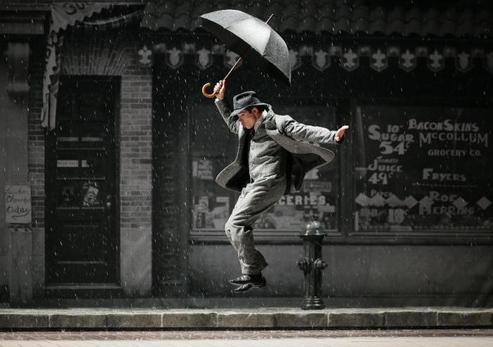 singin' in the rain théâtre du châtelet