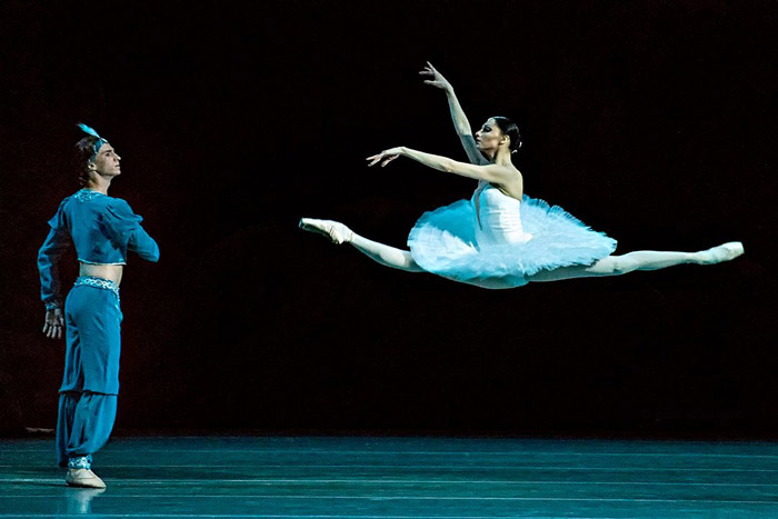 La bayadere all'opera3