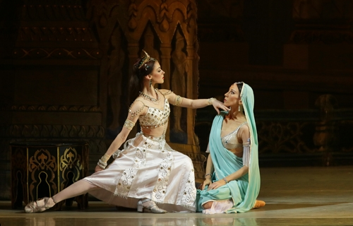 La bayadere all'opera6