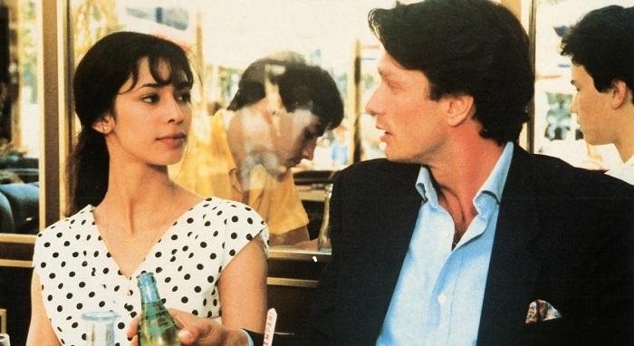 Sophie Renoir et François-Eric Gendron dans L'Ami de mon amie