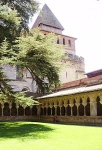 Cloître de l'abbaye Saint-Pierre, Moissac