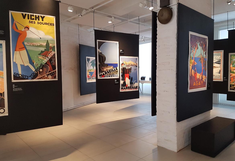 exposition broders le voyage MATOU musée de l'affiche de Toulouse