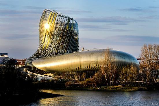 Bordeaux Cite du vin