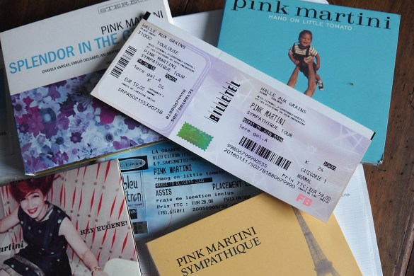 pink martini concert