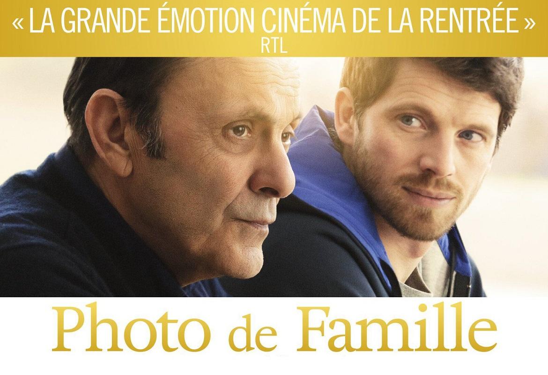 photo de famille film