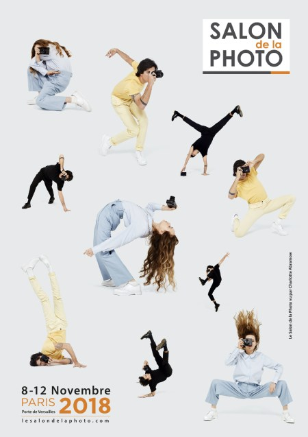 salon photo 2018 affiche