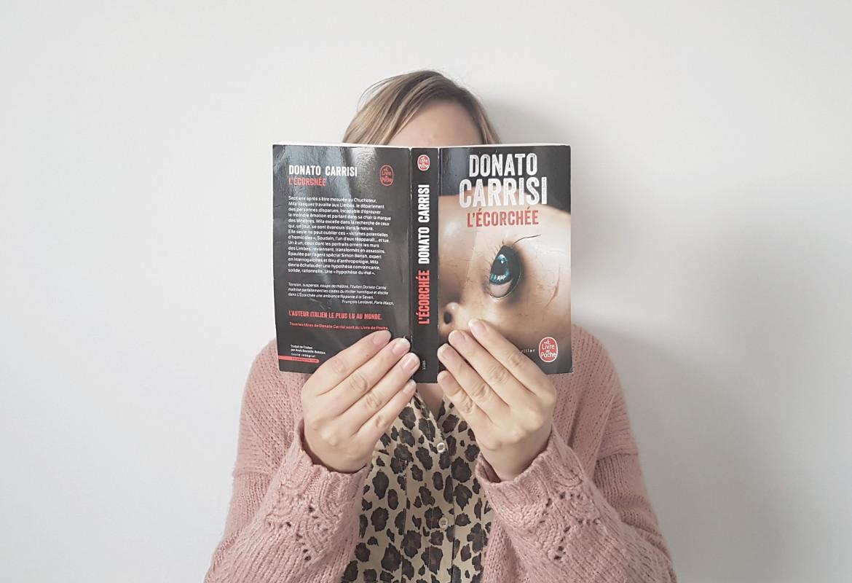 donato carrisi l'écorchée critique avis lecture