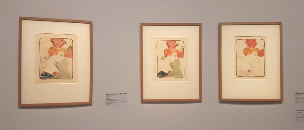 Toulouse Lautrec résolument moderne exposition galeries nationales grand palais exposition portrait femme rousse