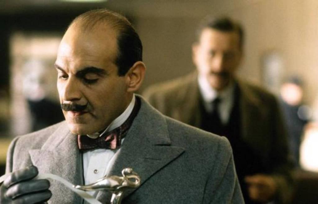 serie incontournable Hercule Poirot