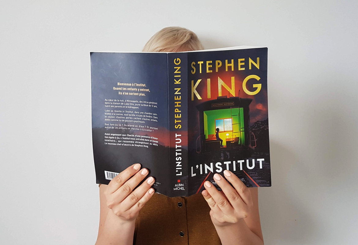 stephen king l'institut critique