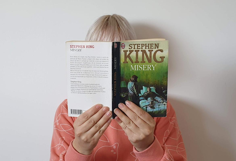 Misery Stephen King avis critique