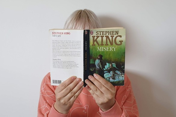 Misery Stephen King avis critique