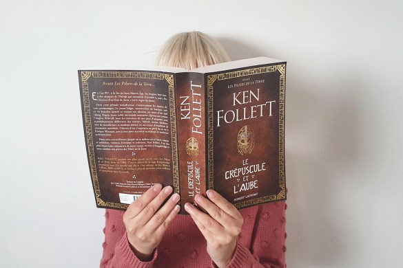 Ken Follett le crépuscule et l'aube avis critique lecture