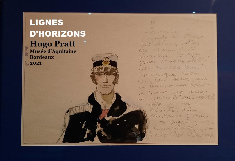 Corto maltese Hugo Pratt musee aquitaine bordeaux (3)
