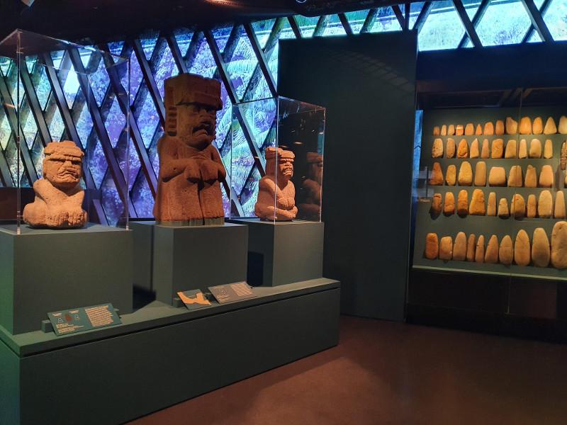 expo les olmèques musée du quai branly