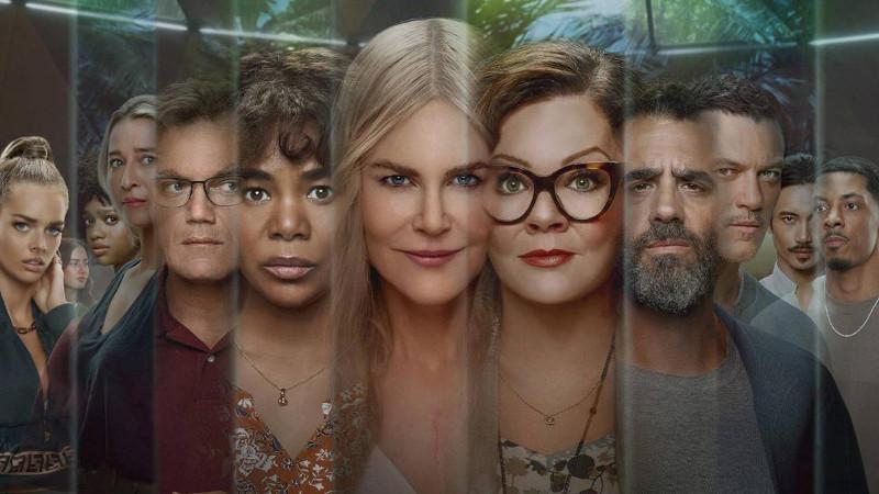 top 5 séries rentrée 2021 nine perfect strangers