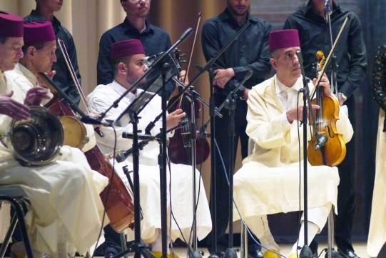 L'orchestra di Tetuoan