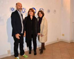 Mostra Spiritual Bridges con Jack Sal e Mary Angela Schrift