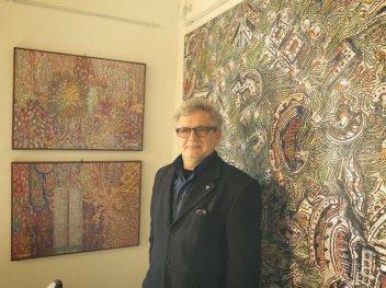 Mostra Spiritual Bridges con Ruggero Lenci