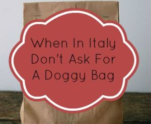 doggy bag hor