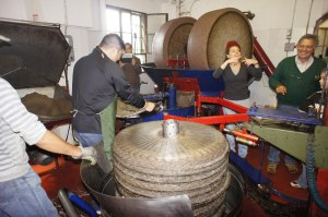 The Traditional Cold Press Olive Oil Mill