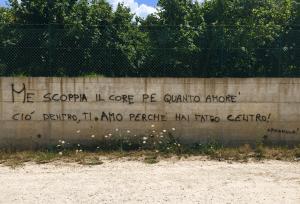 Italian Graffiti 9