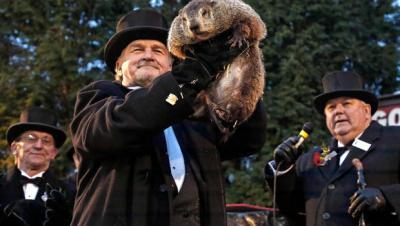 The Tuscan Connection to Groundhog Day & Punxsutawney Phil